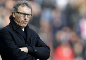 Laurent Blanc Paris SG Evian Ligue 1 18012015