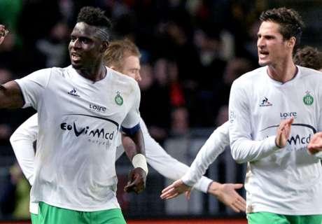 St Etienne Tatap Zona Liga Champions