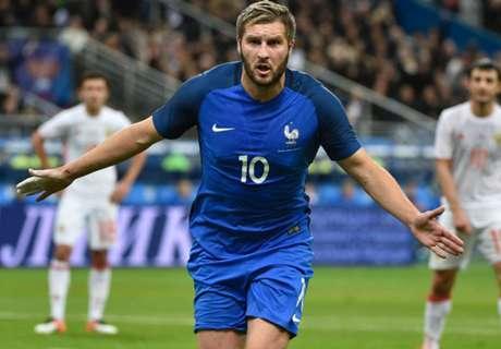 ► Gol de Gignac con Francia ante Rusia
