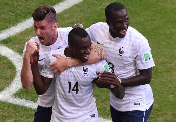 Switzerland 2-5 France: Les Bleus run rampant in seven goal thriller