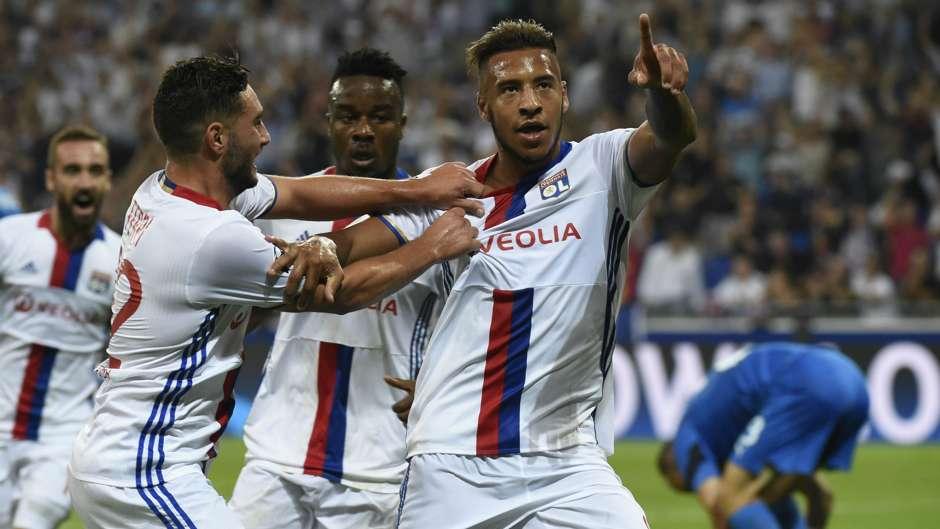 Corentin Tolisso Lyon Dinamo Zagreb Champions League 14092016