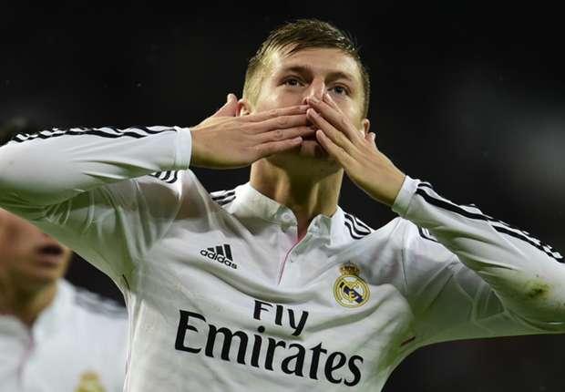 Kroos: Zidane is raising my level