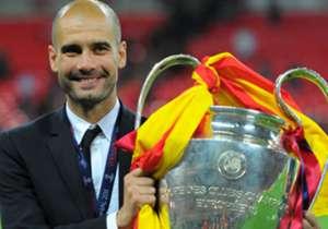 <strong>Pep Guardiola - Barcelona (2009, 2011)</strong>