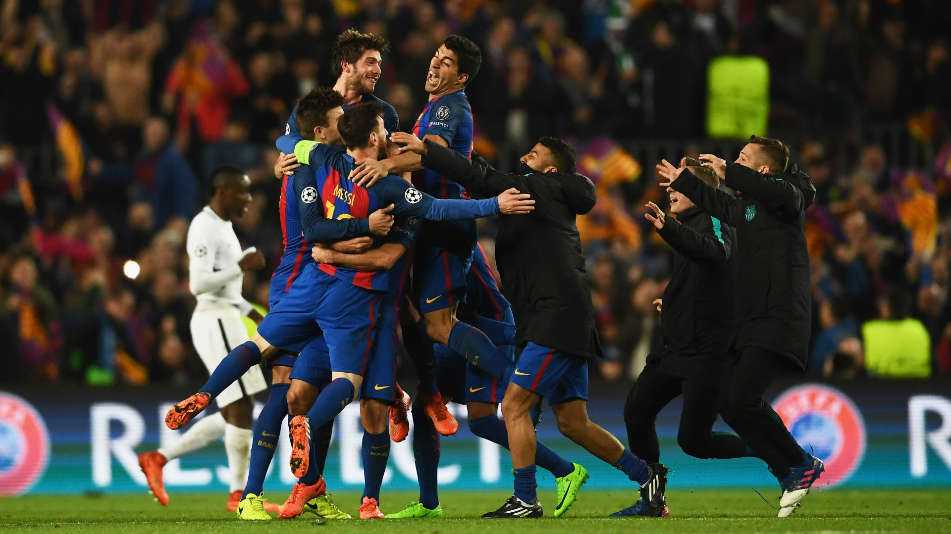 Barcelona's miraculous Champions League comeback means an ...