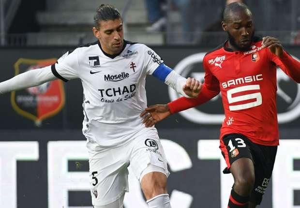 Rennes-Metz 1-0, les Bretons restent invaincus à domicile