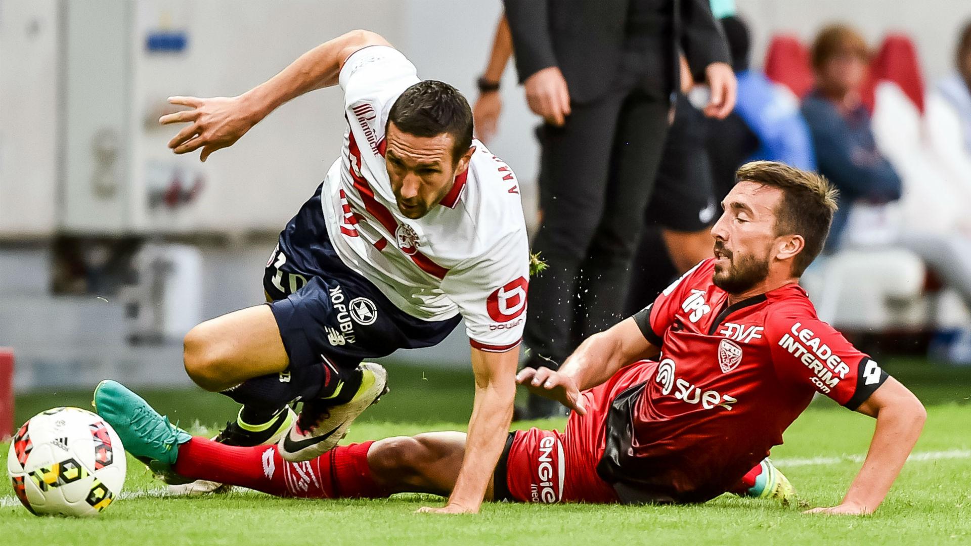 lille 1 - 0 dijon r u00e9sum u00e9 du match 20  08  16 ligue 1