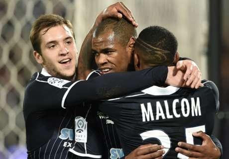 Bordeaux-MHSC 5-1, résumé de match