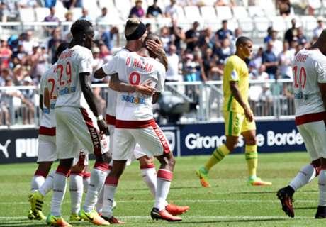 REVIEW: Bordeaux Bangkit, Toulouse Tertahan