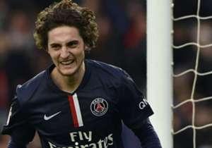Adrien Rabiot Paris SG Toulouse Ligue 1 21022015