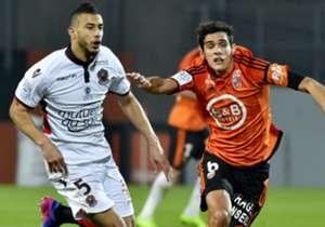 Younes Belhanda - OGC Nice, Moroccan - CAM: 79 → 80