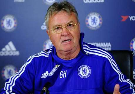 Hiddink questions LVG & Pep's tactics