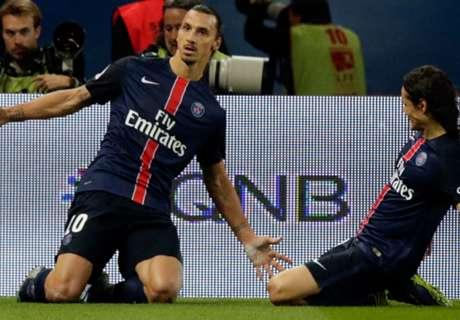 Lima Gol Terbaik Ligue 1 Journee 9