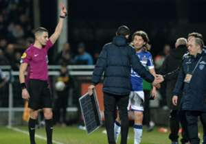 Yannick Cahuzac Angers Bastia Ligue 1 25022017
