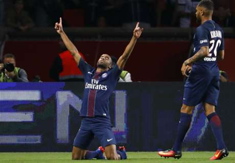 Lucas on target as PSG take win
