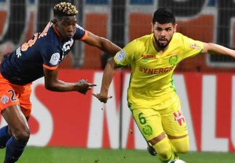 Montpellier-Nantes 2-3, résumé de match