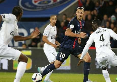 RATINGS: PSG 3-0 Guingamp