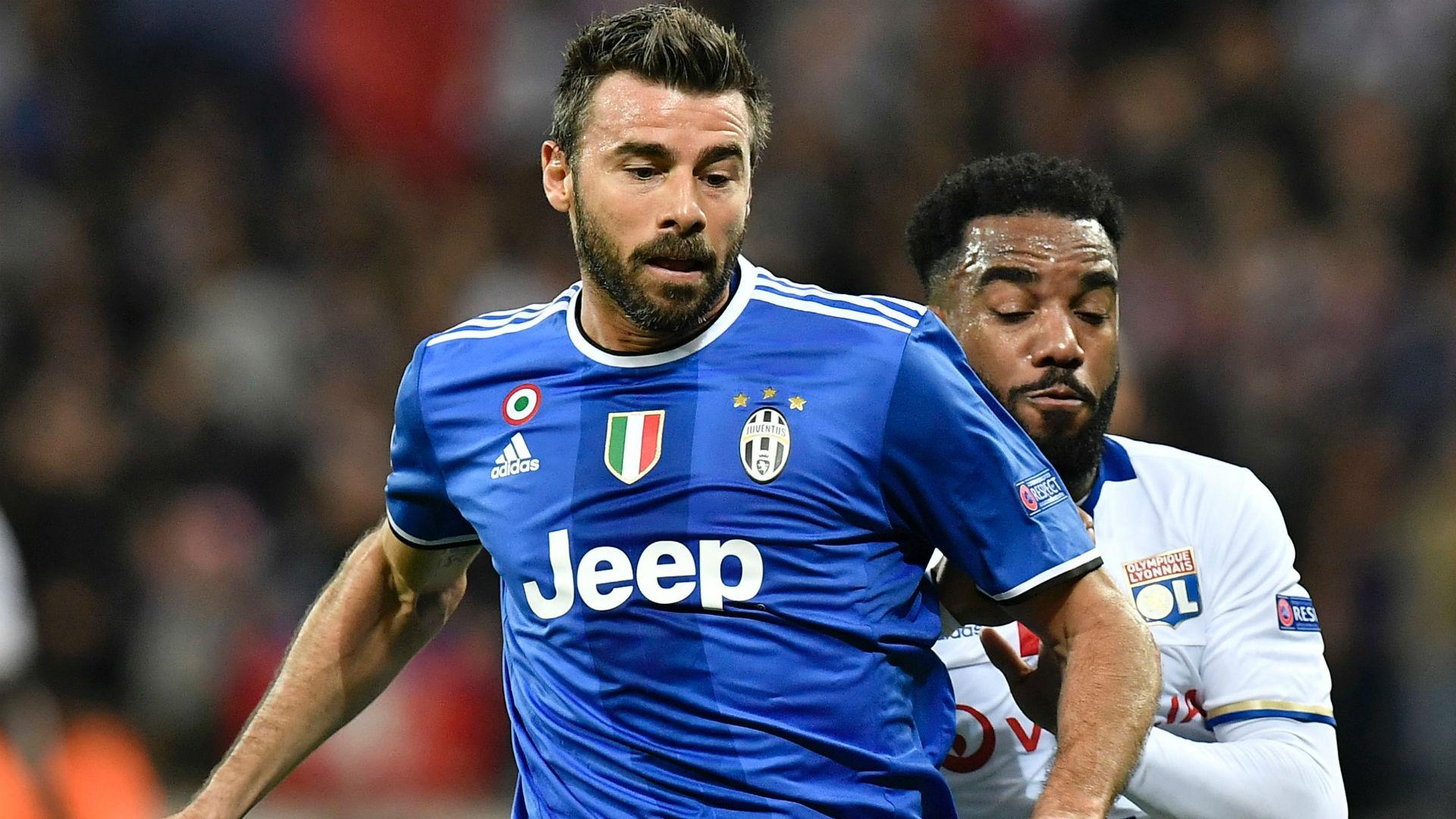 Juventus, Barzagli riconosce: