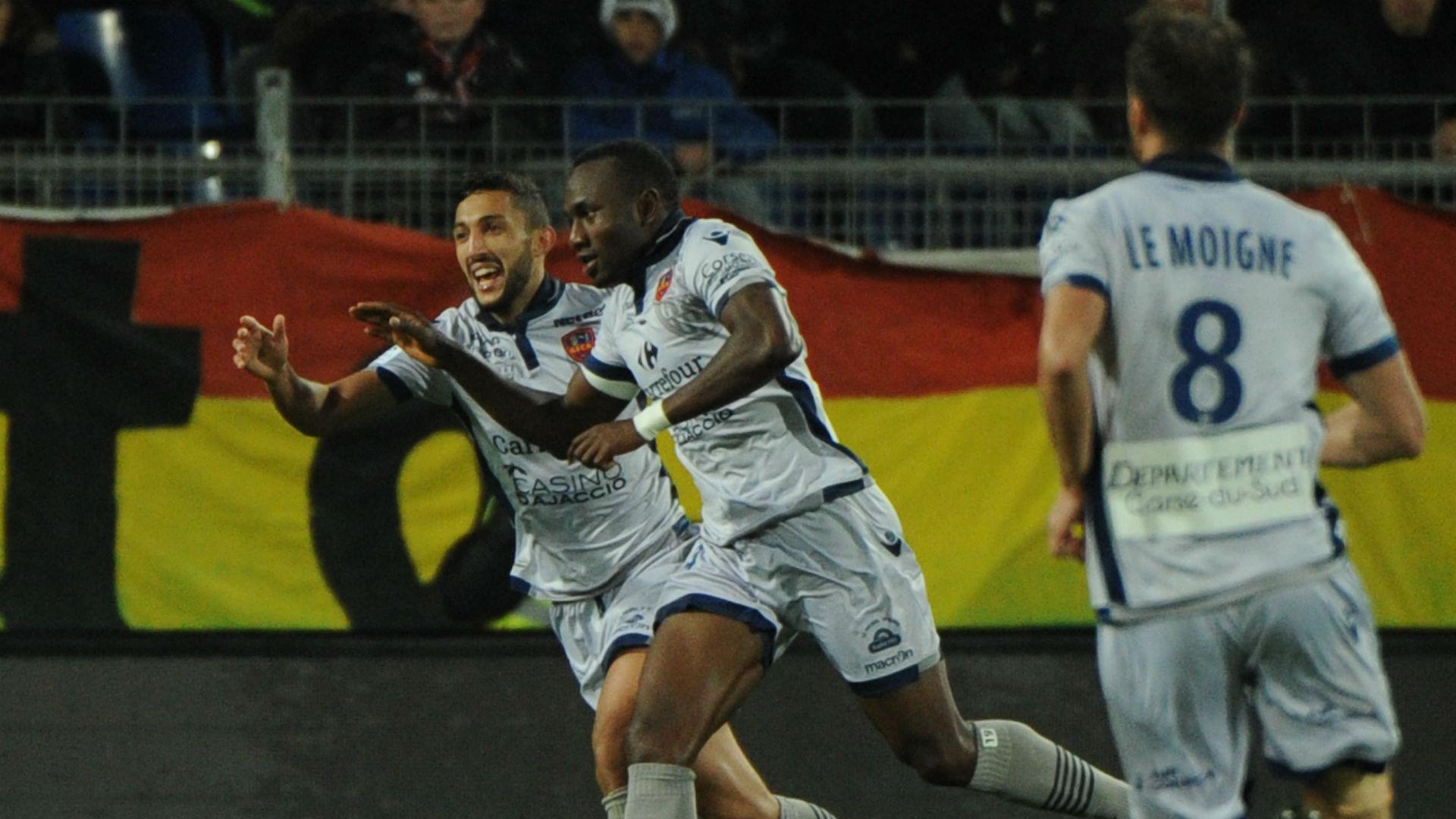 Video: Montpellier vs Gazelec Ajaccio