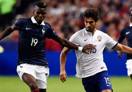 Portugal, André Gomes forfait