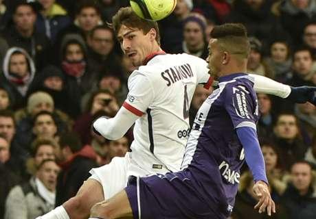 Francês: Toulouse 0 x 1 PSG