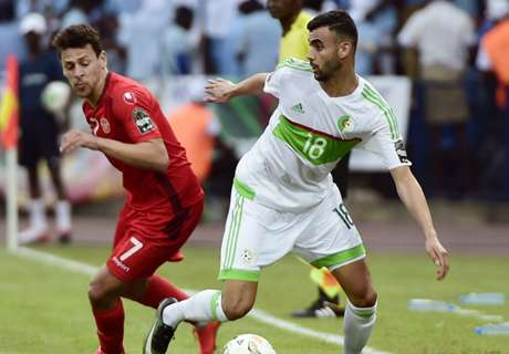 Algérie-Tunisie 1-2, résumé de match