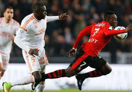 Rennes-Lorient (1-0), résumé de match