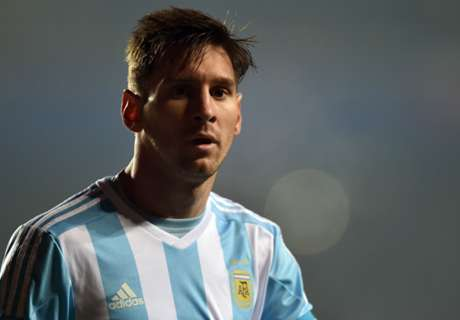 Messi se solidariza con Huracán
