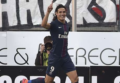 Cavani & Lucas grab win for PSG
