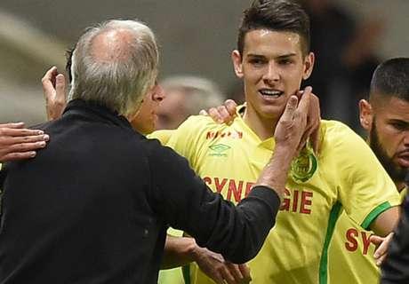 Nantes-Bastia 1-0, résumé de match
