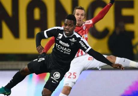 Nancy-Metz 4-0, résumé de match
