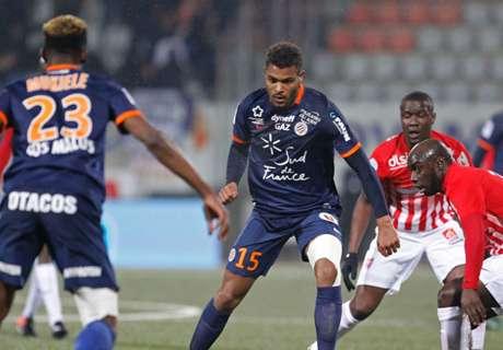Nancy-Montpellier 0-3, résumé de match