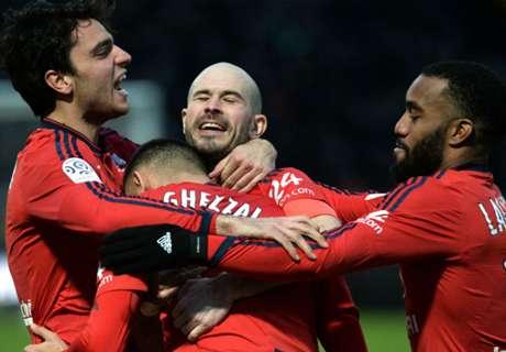 L'OL enchaîne enfin en Ligue 1