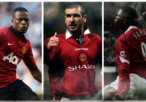 Alors que Paul Pogba se rapproche d'un retour à Manchester United, la rédaction revient sur ces joueurs français qui sont passés par Old Trafford. Voici le onze des joueurs tricolores passés par Manchester United.