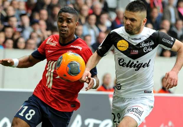 Résumé de match, Lille-Guingamp (1-0)