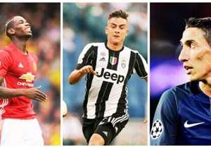Goal merangkum 25 pemain yang paling banyak mendapat peluang tetapi belum mencetak satu golpun dalam lima kompetisi top Eropa.