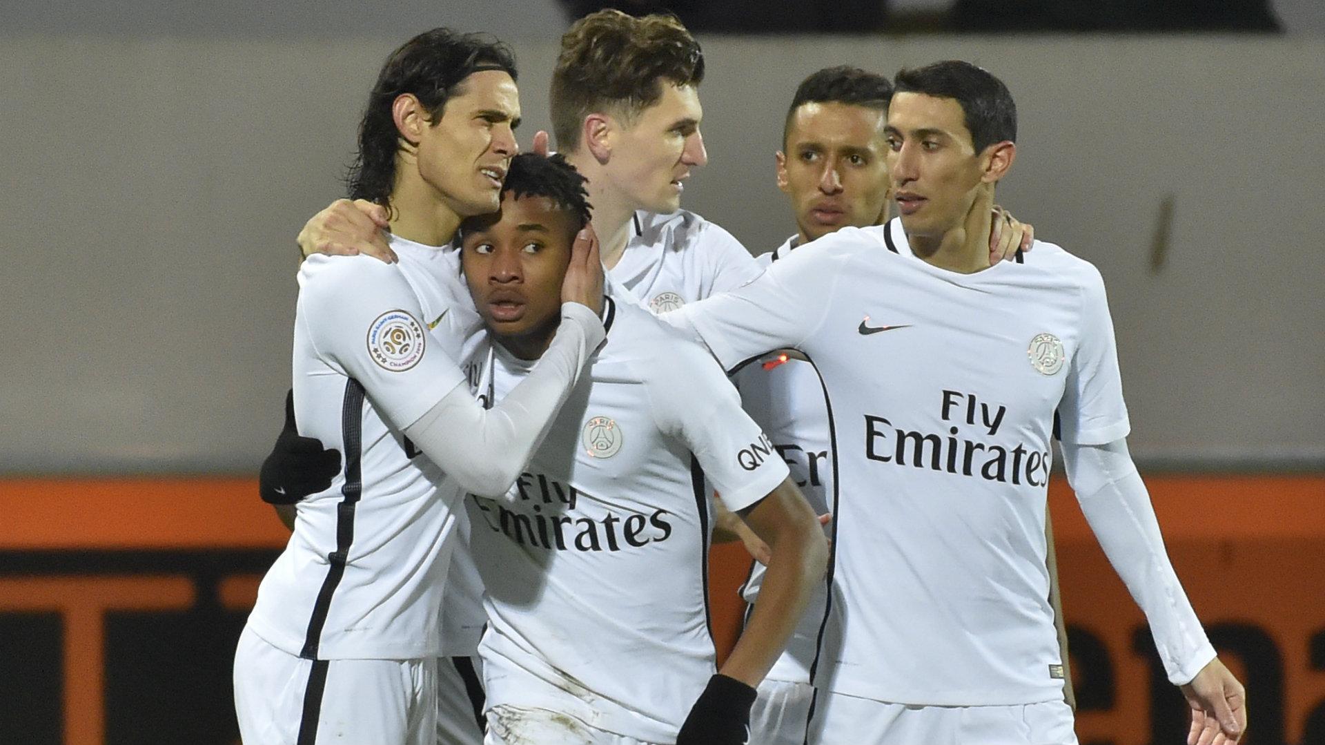 Amical - Le Paris SG contre la Juventus Turin