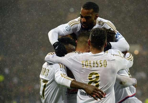 Lyon-Gazélec Ajaccio (2-1), l
