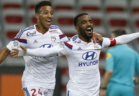 Tolisso et Lacazette dans le Top 10 des plus beaux buts de l'Europa Ligue