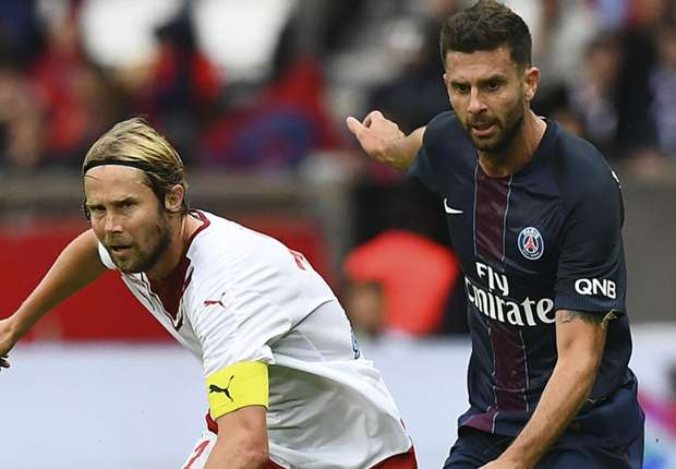 Comme Gaëtan Laborde, Thiago Motta sera aussi suspendu en Coupe de la Ligue
