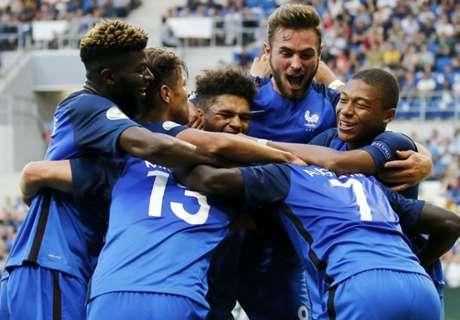 Gasak Italia, Prancis Juara Euro U-19