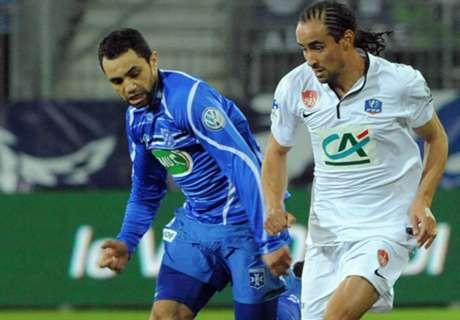 Résumé de match, Brest-Auxerre (0-0 a.p.t.b.2-4)