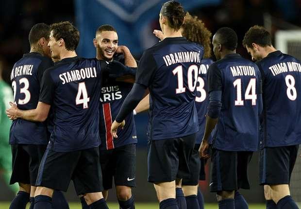 Video: PSG vs Troyes