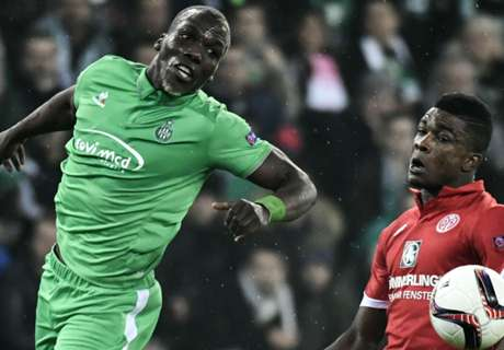 Pogba strikes in ASSE triumph