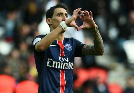 Otra paliza de PSG en la Ligue 1