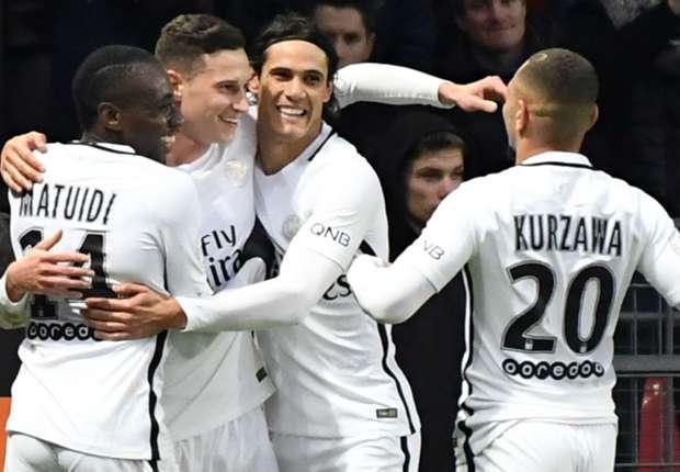 Les débuts de Draxler, le geste de Cavani... : les 6 choses à retenir de la victoire du PSG à Rennes