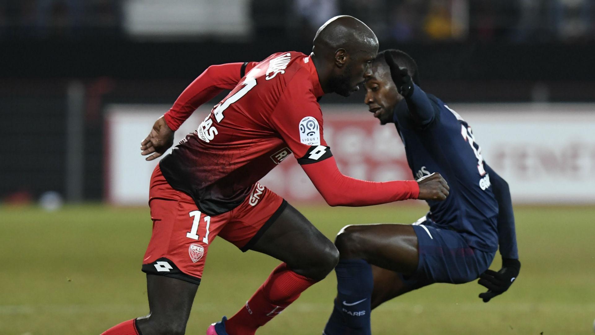 Blaise Matuidi Dijon PSG