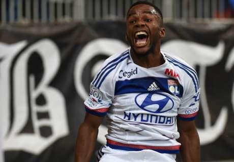 Lyon, Kalulu absent un mois