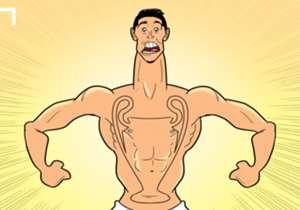 Certains ont la gueule de bois ce matin, mais Cristiano Ronaldo a la Ligue des champions dans la peau !