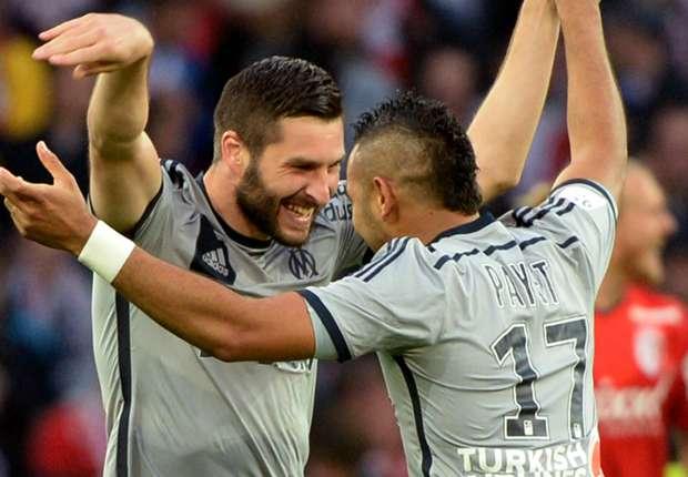 Marseille-Bastia 3-0, Marseille s'impose pour rien
