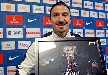 EXCLUSIVE: Ibra proud of Goal 50 inclusion